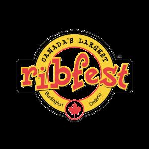 Canada's Largest Ribfest logo
