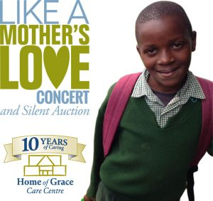 Like a Mother's Love Concert and Silent Auction