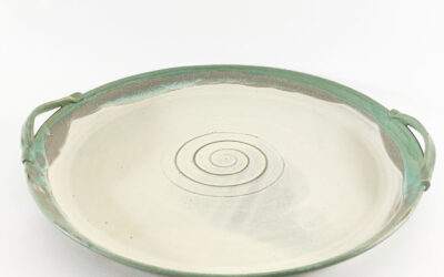 Pottery Tray, by Craig Fairley